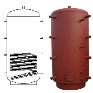 Теплоаккумулятор ВТА -3-750